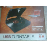 Convertidor De Discos De Acetato Lp (long Play) A Usb Mp3