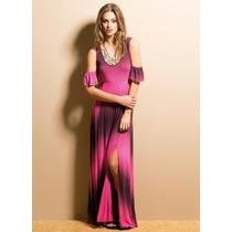 Maxi Vestido Longo Ciganinha Tye Dye Plus Size