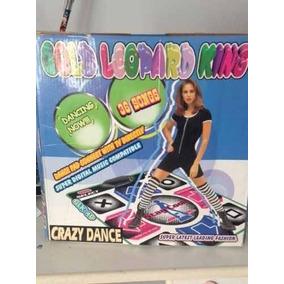 Alfombra De Baile Para Tv Crazy Dance Incluye 36 Canciones