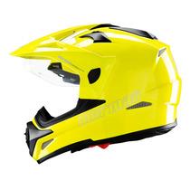 Capacete Mormaii Converse Air Flow Amarelo Neon Dual Vision