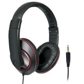 Fone De Ouvido Headphone Dj Profissional Ipad Iphone Isound