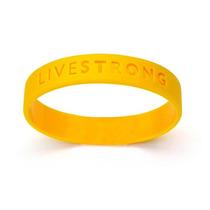 Pulsera Livestrong Lance Armstrong Joven 2 Al Precio De 1