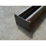 Fôrma De Aço Para Fabricar Coluna Pré Fabricada De Concreto