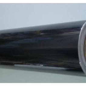Adesivo Envelopamento Carro Moto Preto Black Piano 1mx2m