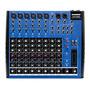 Samson Mdr1064 Mixer 10ch 6micr/instr + 2 St, 3bd Eq , 2 Env