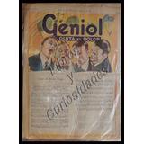 Afiche Antiguo Publicitario Geniol. Art. 22.455