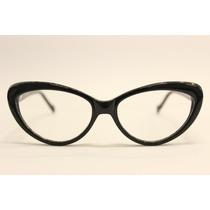 Óculos Acetato Italiano Via Lorran 100% Originais