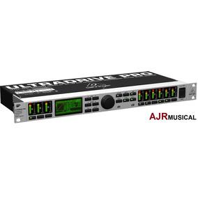 Dcx2496 Crossover Digital Behringer Ultradrive Pro Dcx 2496