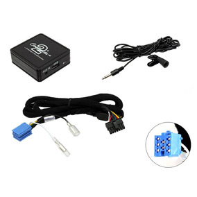 Interfaz Bluetooth Y Usb Peugeot 206 307 406 Partner 207