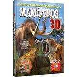 Libro: Mamíferos 3d Nuestros Antecesores Prehistóricos Clasa