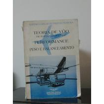 Teoria De Vôo Baixa Velocidade Antônio Carlos Freitas Pedros