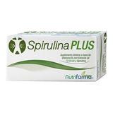 Suplemento Dietario Spirulina Plus Nutrifarma 60 Cápsulas