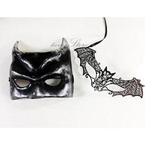 Disfraz Máscara De Halloween - Máscaras Batman Traje De Mas
