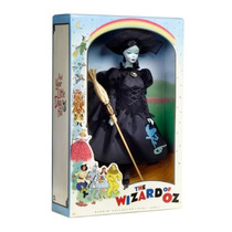 Barbie Collector Wizard Of Oz Doll Wicked Witch Vintage