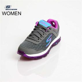 Zapatos Skechers Goair Training Originales Dama