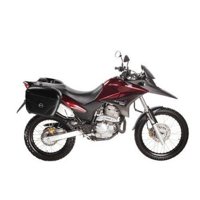 Suporte Lateral Honda Xre 300 Givi +par Bauleto Givi E21n