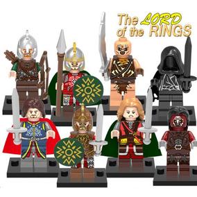 Senhor Dos Anéis Hobbit Lego Compatível Temos Outros Kits