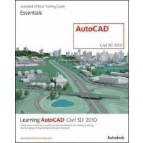 Learning Autocad Civil 3d 2010,autodesk Officia Envío Gratis