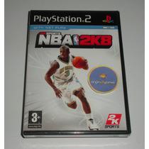 2k Sports Nba 2k8   Esporte   Basquete   Jogo Ps2   Original