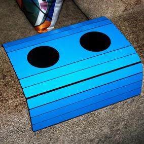 Esteira Para Braço De Sofá Flexível Azul - Cia Laser