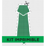 Kit Imprimible Corbatas Baby Shower Cumple Invitacion