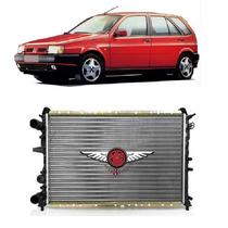 Radiador Fiat Tipo 1.6 Sem Ar - Com Nota Fiscal 2218