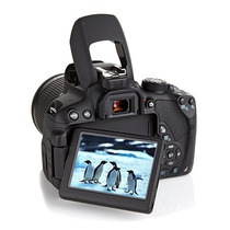 Câmera Canon T5i 700d +18-135 Stm - Revend. Autor. Canon