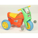 Triciclo- Moto Con Pedales Vegui