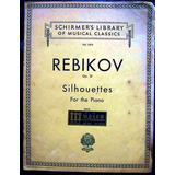 Partitura Rebikov Para Piano Op.31 Schimer´s Inc New York