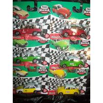 Gcg Lote Carritos Autos Nissan Vw Taxi Mania Mexico 6 Pzas