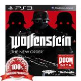 Wolfenstein: The New Order Ps3 Digital