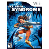 Juego Wii Original Alien Syndrome