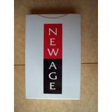 New Age Juego 50 Cartas Naipes Plastificados Estilo Español