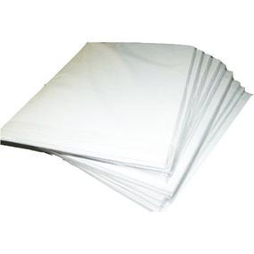 Papel Resinado Para Sublimação Alta Definição 500 Folhas