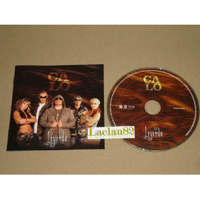 Calo Leyenda 2007 Warner Cd