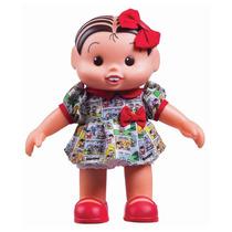 Boneca Infantil Turma Da Monica - Monica Quadrinhos Original