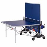 Mesa De Ping Pong Kettler Para Exterior De Aluminio Alemana
