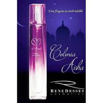 Colonia Aisha Renedesses Para Dama. Mayor Y Detal