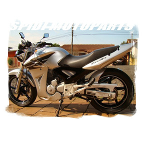 Carenagem Sportbike Honda Cbx250 Twister Primer Sem Pintura