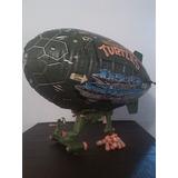 Tortugas Ninja Tmnt Globo Turtle Blimp Playmates 1990