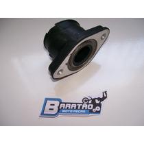 Coletor Admissão Injeção Honda Titan Fan 150 Mix Demtec