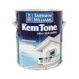 Tinta Acrili Kemtone Galão 3,6 Azul Indico Todas As Cores