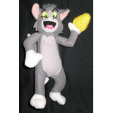 Muñeco Gato De Tom & Jerry Hanna Barbera 2007 Mc Donalds
