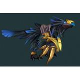 Montarias Wow - Senhor Dos Corvos - Raven Lord - Buddy Games