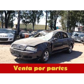 Audi A6 Por Partes