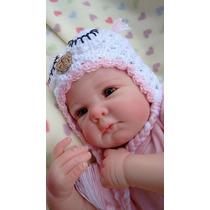 Boneca Bebê Reborn Hanna Barato Frete Gratis Barato