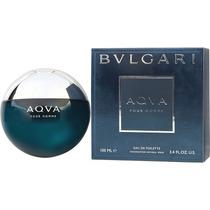 Perfume Importado Bvulgari Aqua 100ml Edt 100% Original