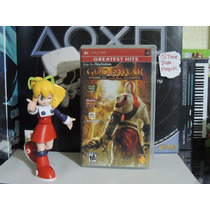 God Of War Chain Of Olympus Para Playstation Portable (psp)