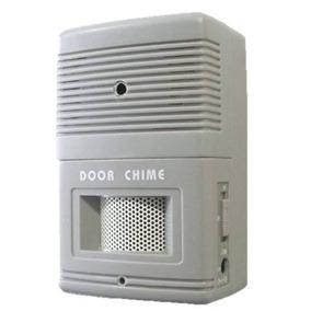 Sensor De Presença Campainha Anunciador Ding Dong
