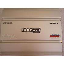 Módulo Amplificador Booster Ba-404.4 800rms 4ch Mono/stereo